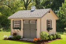 shed / by Tami Mitchell
