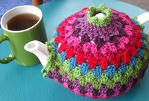 Crochet, Knitting, Needlework / by skiourophile