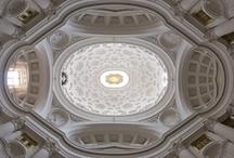 San Carlo alle Quattro Fontane / by david hannaford mitchell