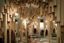 Retail Design & VM / Retail Design and Visual Merchandising  / by Sandy Chang