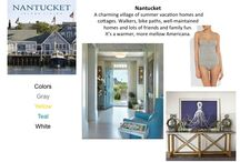 Inspiration 2014: Nantucket / Nantucket: