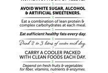 eating clean! / by Lauren Amott