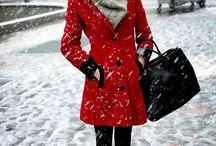 Fashion Lookbook - Winter* / by Melissa Moss