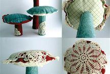 mushrooms / by Heather Martin