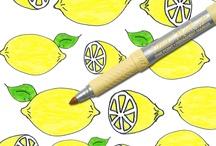 Lemon Bliss / by BIC Mark-It