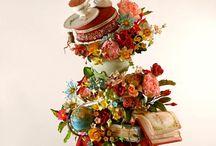 AMAZING CAKES / by Sana Fatima