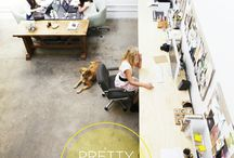 Working Spaces Inspiration / by Toni S.