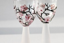 I like a pretty glass... / by Michelle Marshall