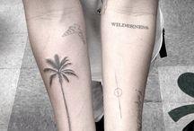 Tattoos / by Fabiola Mengual García