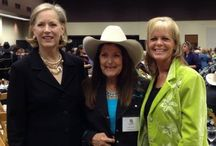2013 National Cowgirl Hall of Fame Inductions / Highlights from the 2013 National Cowgirl Hall of Fame Inductions held Oct. 24, 2013. / by National Cowgirl Museum and Hall of Fame