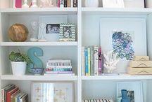 Bookshelf / by Melissa McIver