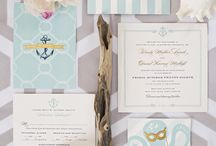 Invitations / by PlushLittleBaby ♥ Jina Park