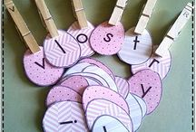 Spring/Easter Ideas / by Creations by Mrs. Mouse (Melissa Mize)