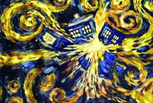 Geekery! / Weird.  Wonderful.  TARDIS, broomstick, starship, whatever you wish. / by Julianna Belle