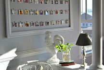 picture frames / by Marlene Tiesling