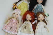 dolls / by elaine ffnana