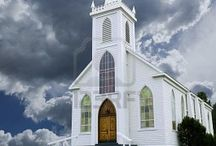 Churches / by Barbara Tharp