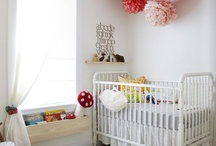 Children's rooms/ nurseries / by Kerry Seely