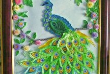 Quilling / by Georgette Martin