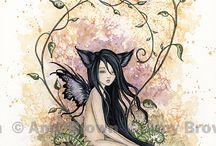 Fairies / by Lanae Castro