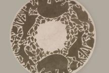 Taupe/slate/metallics / by Liselle Chisenhale-Marsh (Gaynes Park)