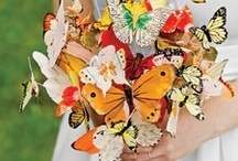 ♥butterflies♥ / Butterflies are messengers sent by God to brighten the world. / by Catrina Waters