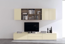 Living Evolution / Design by Vuesse | A choice of character for trendy furnishing | / by Scavolini