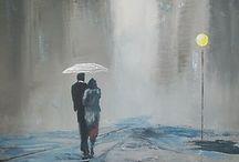 Paintings Ideas / by Lisa Aguado