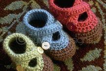 Crochet patterns --must learn! / by Katie Johnson