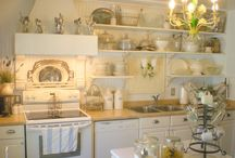 Kitchens / by Andi