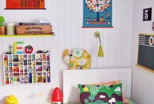 Kiddo Spaces / Spaces for Children / by Dannielle Cresp