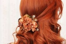 Fashion & Beauty: Pretty Hair & Fancy Nails / by Lisa Marshall