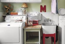 Laundry Spaces / by Shannon Bogan