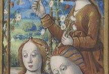 Floral Circlets - Medieval / by Sigrid Briansdotter