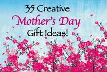 Mothers day gift ideas / by Lana Lunde Baus