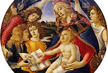 Botticelli / by Michelle Warhola