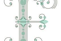Typographic Love affair... / by Jennifer Ljung