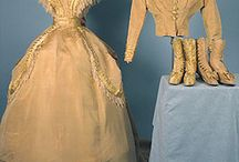Clothing 1830 / by Maria Elkins