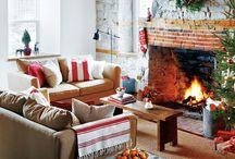 cute cozy home ideas / by Nicole Wallace