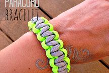 Paracord / by Marianne Kooistra