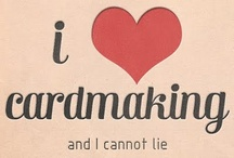 I Luv Cardmaking!! / by Bobbie Evingham
