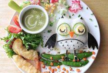 Kids Lunchbox / by Methalia Yunthika
