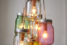 Crafts - MASON JARS / by Donna Tolly