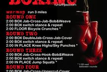 Boxing / by Chelsea Miller