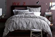 Bedroom ideas / by Cari Harrison