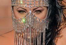 Masks / by Gloria Inés Sánchez
