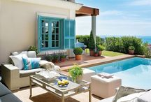 the house - outdoor living / by Kristen Holmes // miss prissy paige