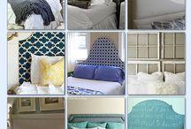 Bedrooms / by Beth Thibault