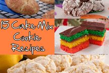 Cookies & Brownies / by Connie Smith