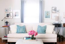 Apartment Living / Decorating Ideas for my Bachelorette Pad ;)  / by Andrea Rose
